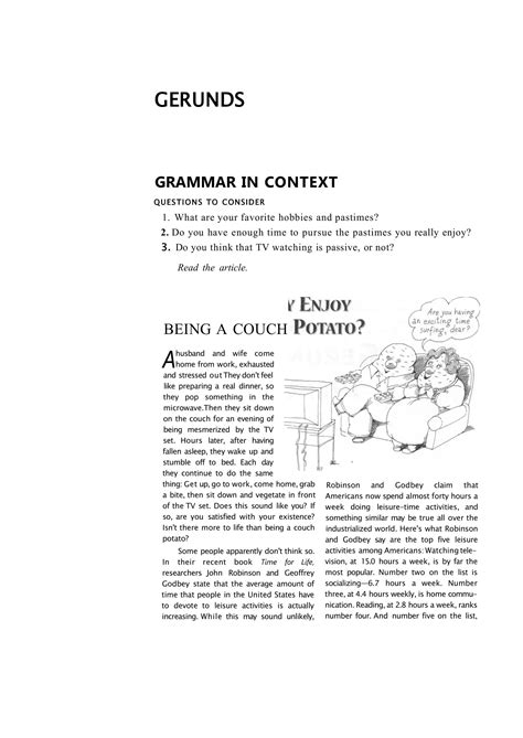 gerund phrases in context example