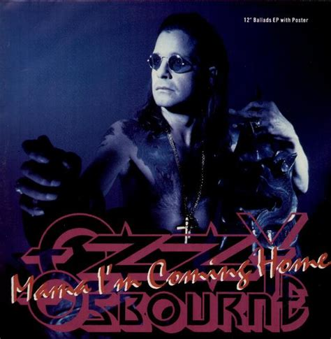 ozzy osbourne i m coming home reviews and mp3