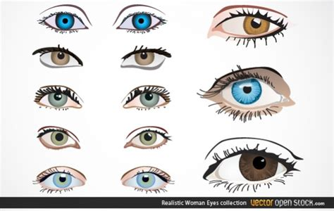 Menschen Suchen Im 4965 by Sch 246 Ne Realistische Frauen Augen Mit Wimpern