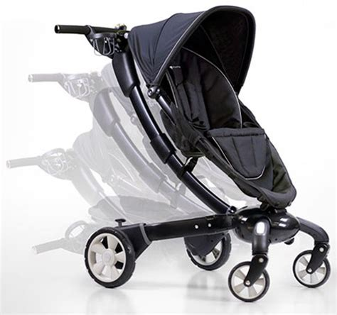 Origami Folding Stroller - folding robot stroller is the 4moms origami or will