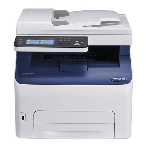 xerox color printer xerox workcentre 6027 a4 colour multifunction laser