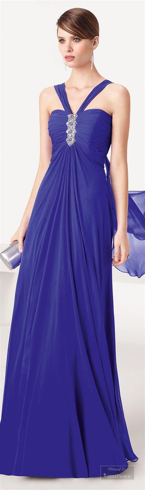 Vistoso Vestidos De Dama Azul Composición - Ideas para el Banquete ...