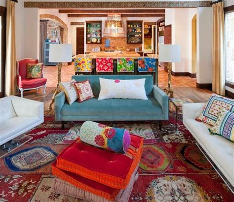 How To Decorate Your Home by How To Decorate Your Home With Vibrant Mexican Flair