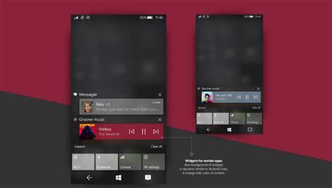 tak m 243 gł wyglądać windows 10 mobile w fluent design to