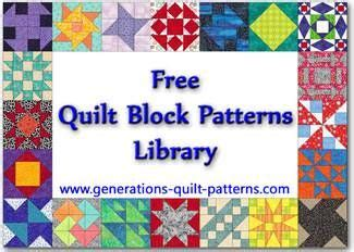 free printable simple quilt patterns free quilt block patterns library patterns block