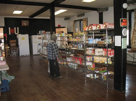 Salem Food Pantry by St Paul S Salem Burton