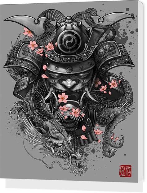 tattoo design japanese samurai le 25 migliori idee su tatuaggio samurai su pinterest
