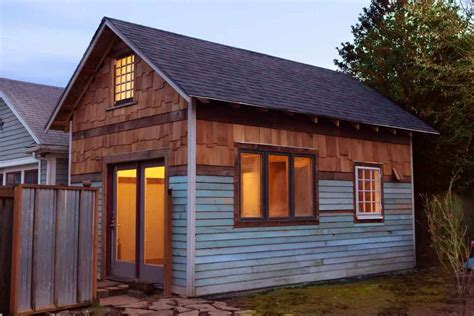 tiny house air bnb the rustic modern tiny house tiny living