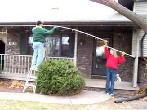 best way to hang christmas lights outside 2436 best images about diy outdoor deco for the hoildays