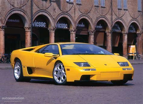 Lamborghini Diablo Horsepower Lamborghini Diablo Vt 6 0 Specs 2000 2001 Autoevolution