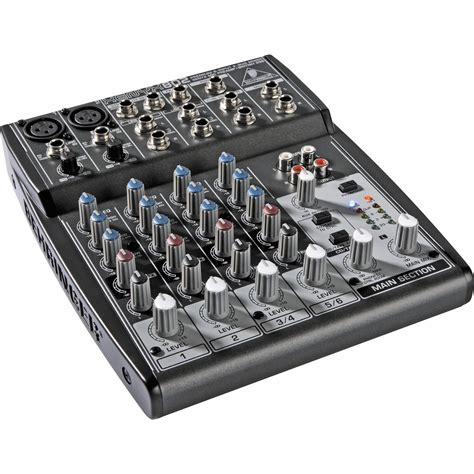 Mixer Behringer Sound System behringer xenyx 802 behringer mixer all pro sound