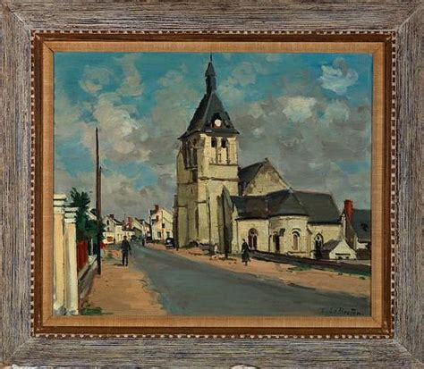 artist biography in french constant lebreton works on sale at auction biography
