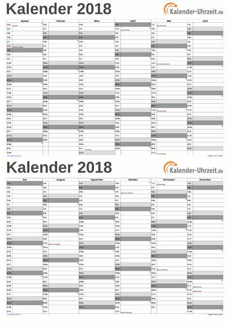 Norsk Kalender 2018 Kalender 2018 Zum Ausdrucken Kostenlos