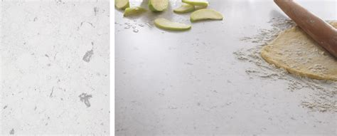 Bianco River Quartz Countertops by Object Moved