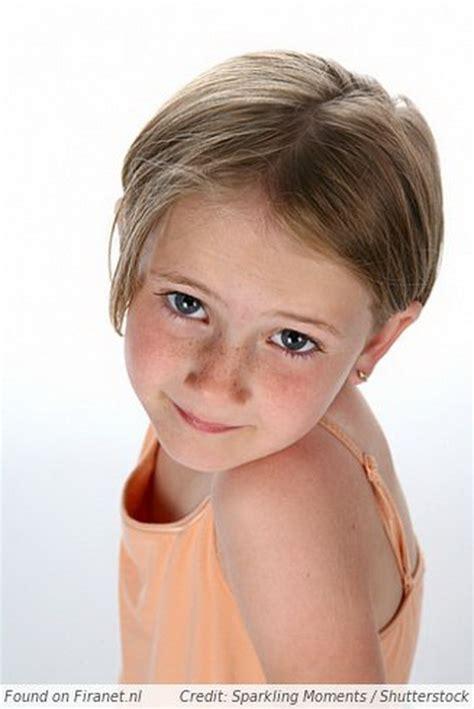 korte kinderkapsels korte kapsels voor meisjes