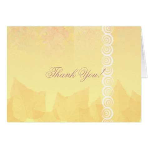thank you letter after wedding after wedding thank you note cards zazzle