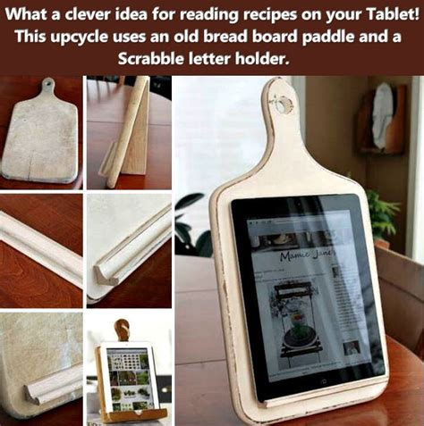 Kitchen Tablet Holder by Diy Kitchen Tablet Holder Pictures Photos And Images For