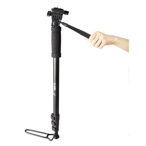 Kamera Monopod weifeng monopod with mini ballhead 1700mm wt 1005 black jakartanotebook