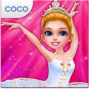 coco games pretty ballerina android apps on google play