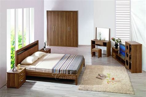 china mdf bedroom furniture 9206 china bed wardrobe