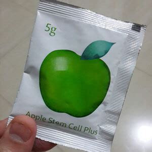 Biogreen Apple Stem Cell biogreen apple stem cell eceran sachet