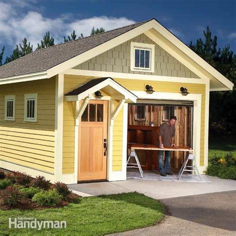 shed  family handyman