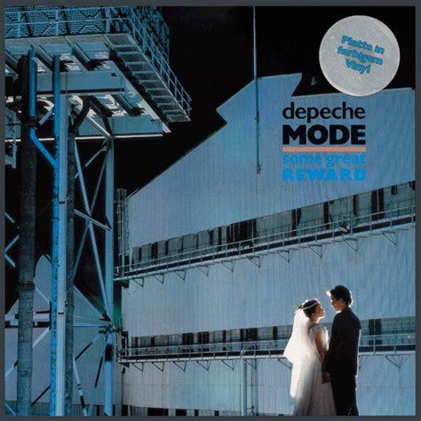 depeche mode  great reward colored vinyl