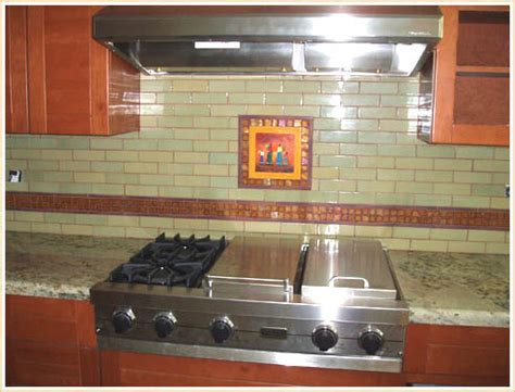 spanish tile kitchen backsplash glass tile backsplash