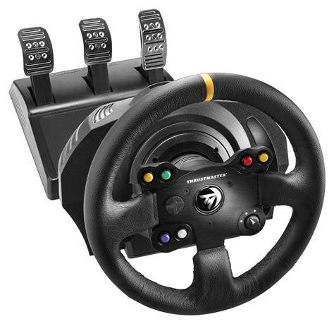 costo volante formula 1 thrustmaster tx racing wheel leather edition unveiled