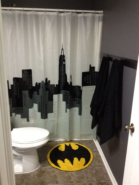 Batman Bathroom Rug Batman Bathroom Set Walmart Bathroom Design Ideas