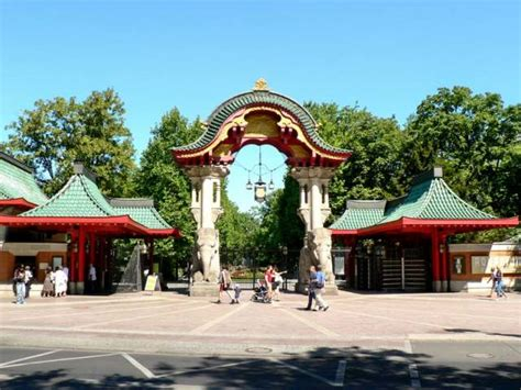 Zoo Garten Berlin by Germany Berlin City Guide