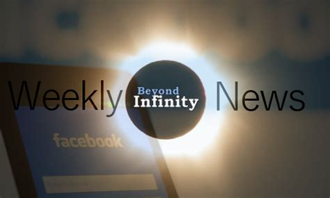 From Beyond Infinity Weekly News From Beyond Infinity 8 11 16 Beyond Infinity