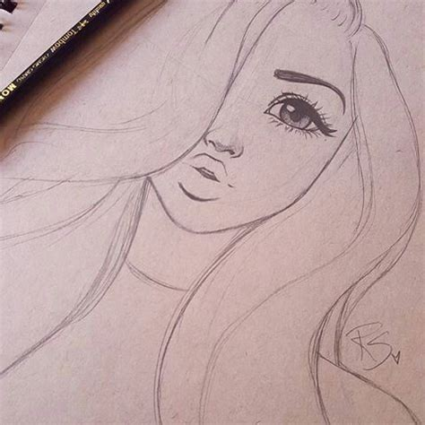 Best thing to draw for a girl