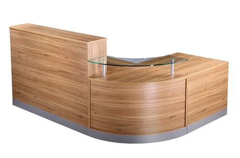 curved reception desk furniture curved nct reception desk randalls office furniture