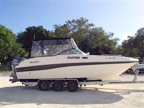 hurricane deck boat 2005 hurricane sun deck 260 2005 for sale for 27 700 boats