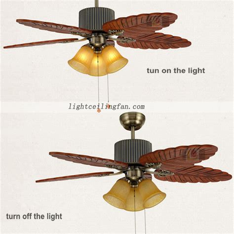 leaf ceiling fan with light 48inch bronze ceiling fan wood blades leaf wood ceiling