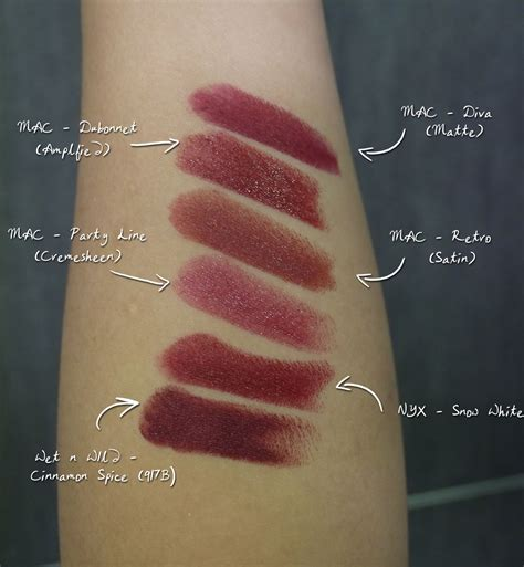 Nyx Lipstick Color Stay Soft pin nyx matte lipstick swatches itsjudytime on