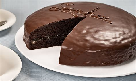 How To Decorate Cake At Home by Ricetta Torta Sacher Paneangeli