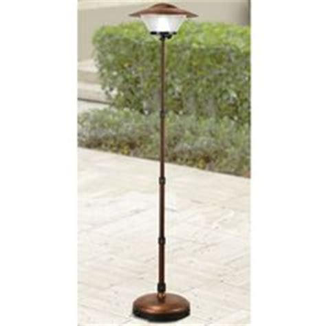 Free Standing Outdoor Ceiling Fans by Outdoor 54 Quot Free Standing Quot Oasis Quot Patio Ceiling Fan