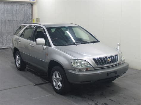 toyota harrier 2000 toyota harrier multi g package 2000 used for sale