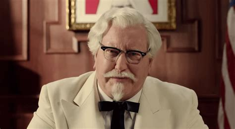 ky commercial actress kfc brings back colonel sanders in new ads video wtop