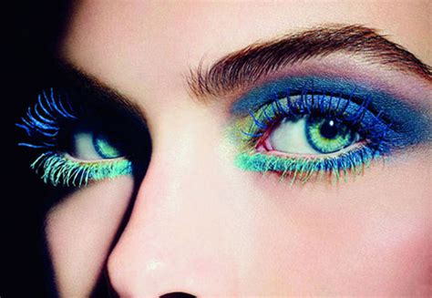 colored mascara colored mascara best pink green blue mascara for