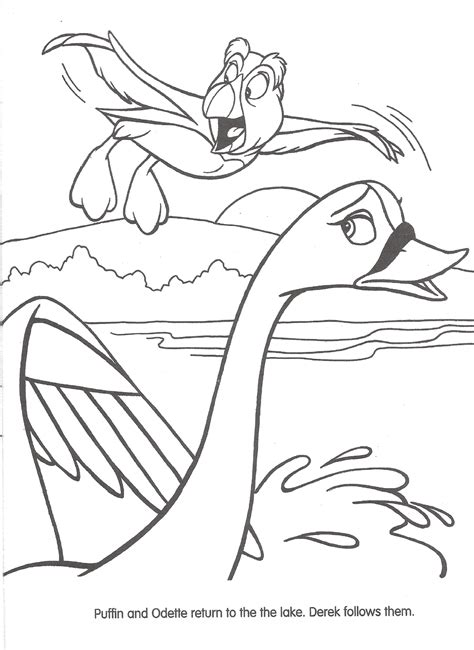 image swan princess official coloring page 32 png the