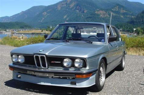 bmw alpina b7 for sale 1981 bmw alpina b7 revisit german cars for sale