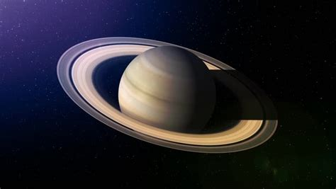 saturn rotation rotation of the planet saturn hd realistic imaging of