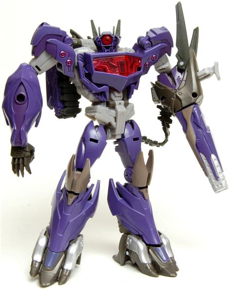 transformers prime shockwave a surprising two for two transformers prime beast hunters