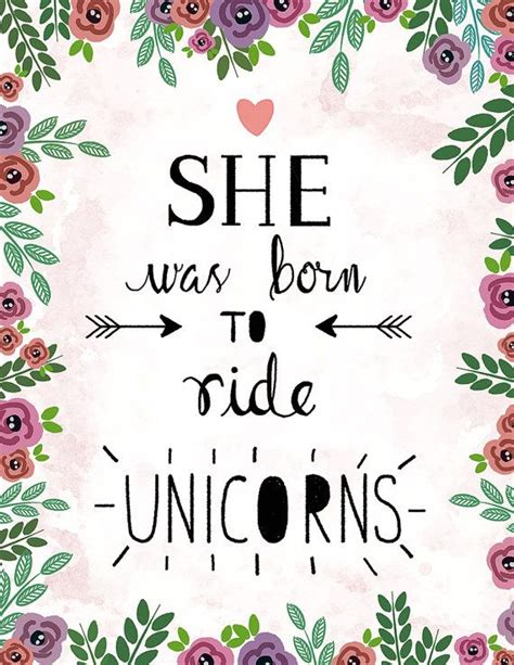 printable unicorn quotes 14 best unicorn quotes inspiration images on pinterest