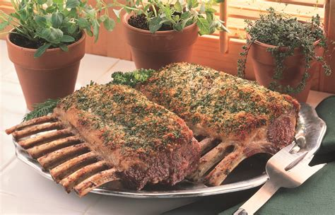 herb crusted racks of premier1supplies sheep guide