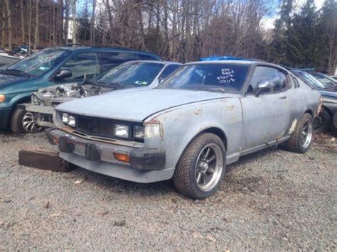 1977 Toyota Celica Gt For Sale Buy New 1977 Toyota Celica Gt Hatchback 2 Door 2 2l In