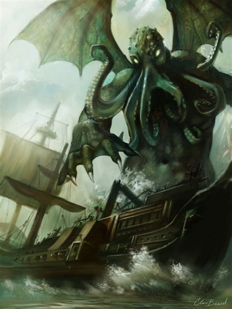 Cthylla Daughter Of Cthulhu Loading